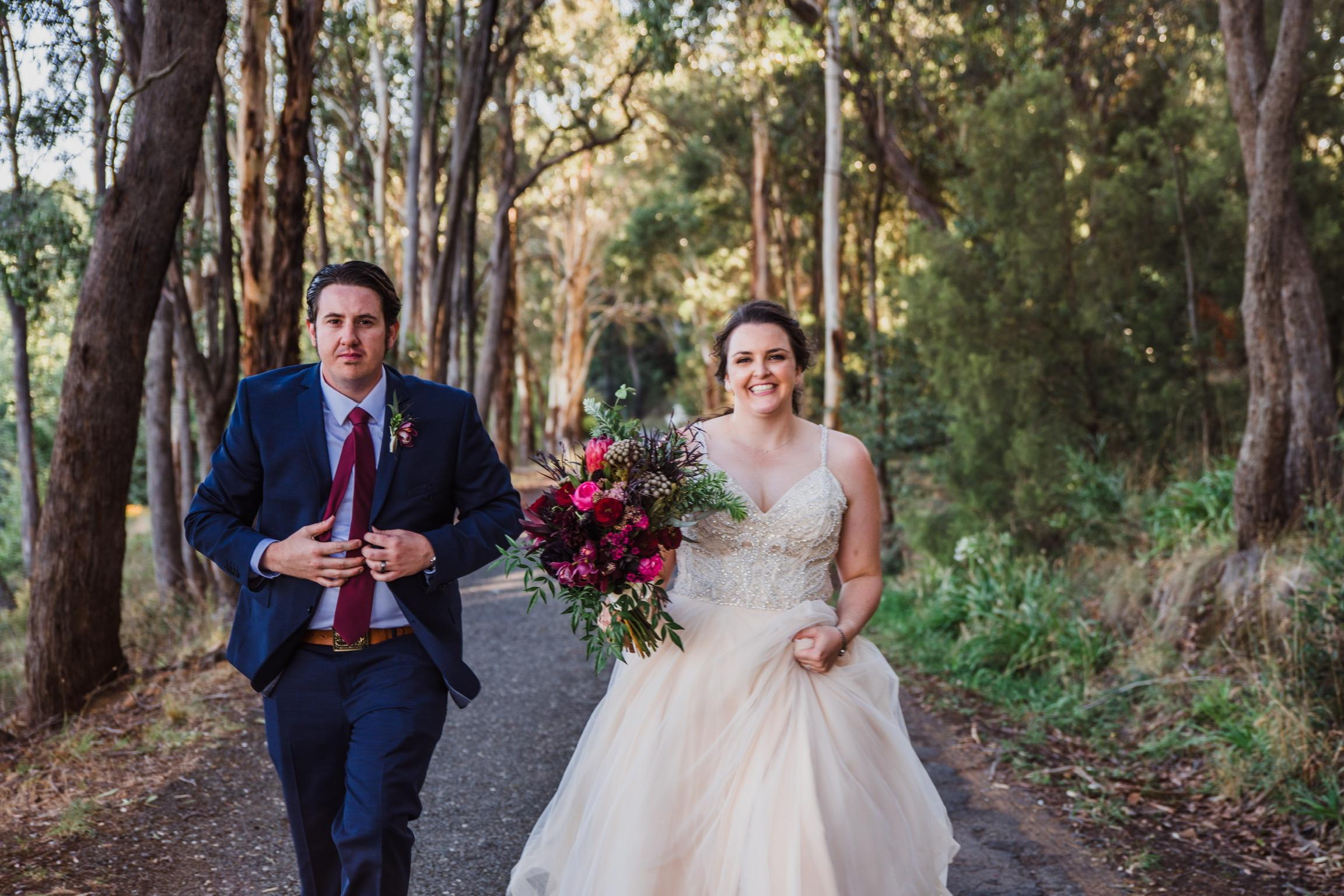Snowgums Wedding Jess & Chris